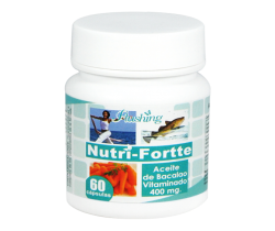NUTRI-FORTTE Aceite de Bacalao Vitaminado