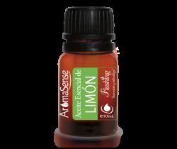 AromaSense - Aceite Esencial de Limón 10 mL Flushing