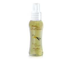 PRETTY VANILLA- Body Splash 120ML con atomizador