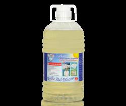 AKTIV PLUS - Brillo Sol Blanco, detergente líquido. 3 litros.