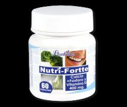 NUTRI-FORTTE Calcio+Fósforo y Vitamina D