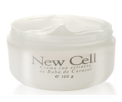 NEW CELL-Crema Baba de Caracol 120grs