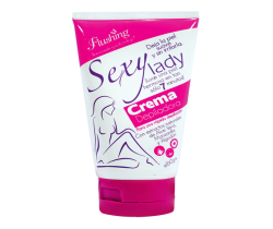 SEXY LADY - Crema Depiladora