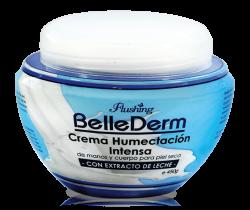 BELLE DERM-Crema  Extracto de Leche 450 g
