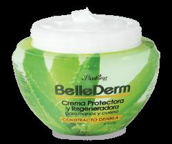 BELLE DERM-Crema Extracto de Sabila 450grs