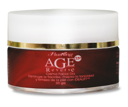 AGE REVERSE- Crema Facial de día 55+ 30grs