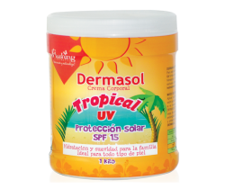 DERMASOL. Crema Tropical UV. 1 kilo