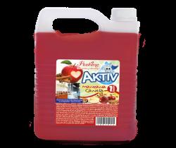 AKTIV - Desinfectante Manzana Canela 1 Gal Flushing