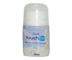 TOUCH ME-Desodorante Deo Piel Sensible Milk Sensation