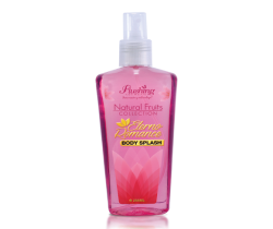 NATURAL FRUITS - ETERNO ROMANCE Body Splash con atomizador 255mL Flushing