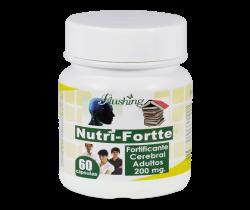 NUTRI-FORTTE Fortificante Cerebral Para Adultos