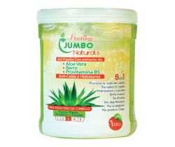 JUMBO NATURALS-Gel Fijador AloeVera/Berro 1 kilo