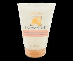 NEW CELL-Jabón facial Baba de Caracol 150grs
