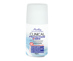 CLINICAL PROTECTION - MEN Roll On Desodorante Antitranspirante Extra Fuerte 48h