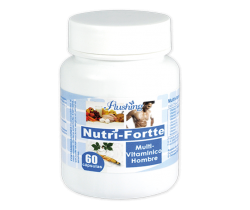 NUTRI-FORTTE Multi-Vitamínico Para Caballero