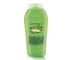 COLOR NATURALS -Shampoo de Aceite de Oliva Flushing 430mL