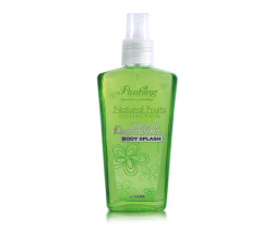 NATURAL FRUITS  - SUEÑO DE PRIMAVERA Body Splash con atomizador 255mL Flushing
