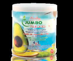 JUMBO NATURALS-Tratamiento Aguacate/Oliva 1 kilo Capilar