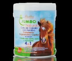 JUMBO NATURALS-Tratamiento Cabello Cola de Caballo/Keratina 1 Kilo