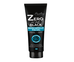 Mascarilla Facial Peel-Off con Carbón Activado